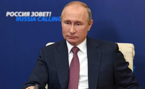 Путин наградил экипаж сбитого в Армении Ми-24 орденом Мужества