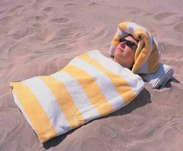 Боль, уходящая в песок