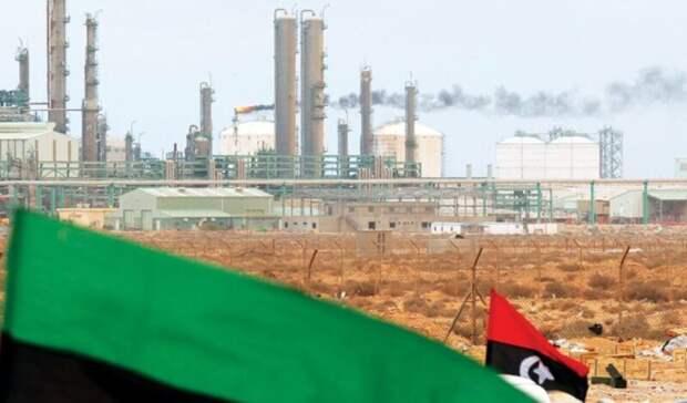 Ливия надеется нарастить добычу нефти до1,3млн б/с к2021 году