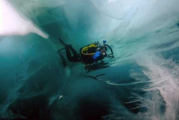 И льда побольше