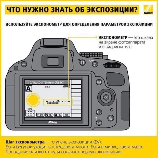 Интересная памятка начинающим фотографам  для начинающих, фото