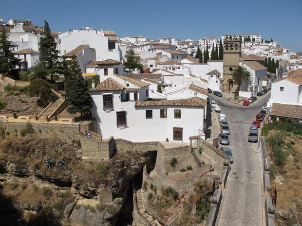 Ronda 5 Ронда: город на скалах и душа Андалусии