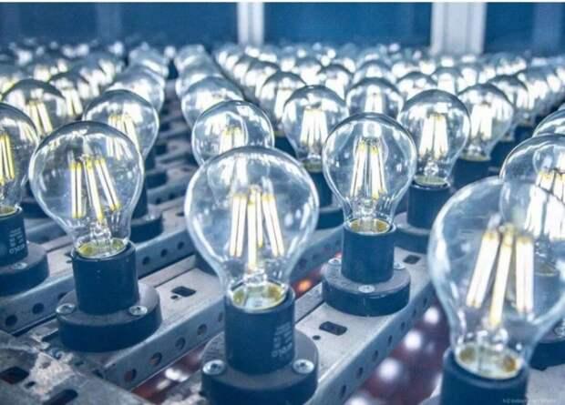 Россия вытесняет китайские светодиоды со своего рынка и осваивает полный цикл производства