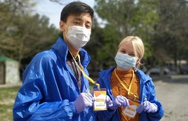На Кубани снова начали работать волонтеры акции #МыВместе