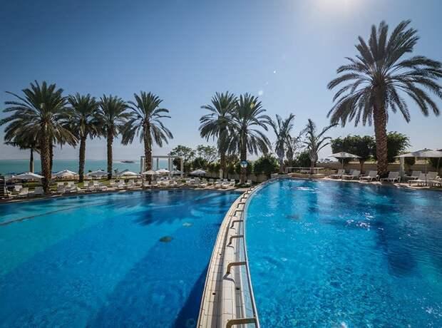 Раскладываем по полочкам отели Мертвого моря