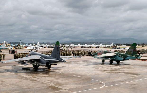Журналисты The Drive обеспокоились удлинением взлетной полосы на российской авиабазе в Сирии
