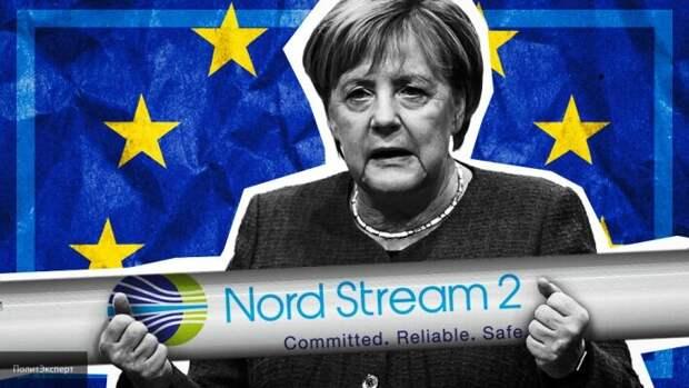 Колташов рассказал, как Германия защитит «Северный поток – 2» от санкций США