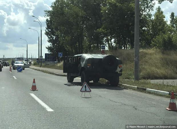 Что сейчас происходит в Минске.