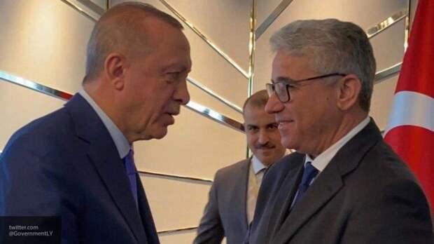 Турция и США помогли Башаге вернуться на пост министра в ПНС Ливии