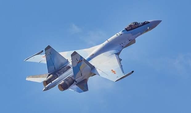По сети прошёл фейк, что сбит Су-35
