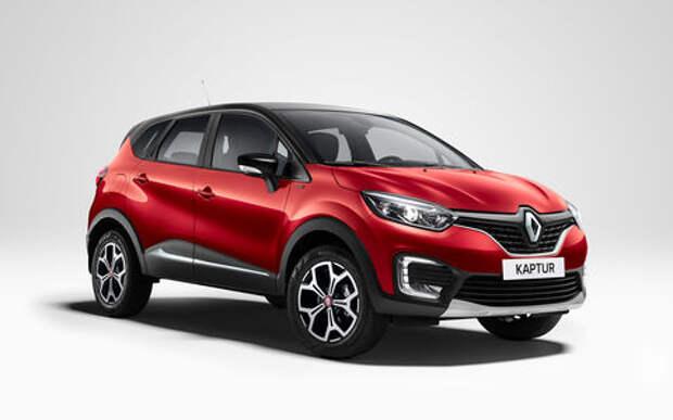 Renault Kaptur получил новую версию. Теперь с Яндекс.Авто и оплаченным интернетом