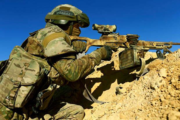 «Все убегали в панике, кроме одного русского солдата» - иностранцы о геройском поступке бойца спецназа в Сирии