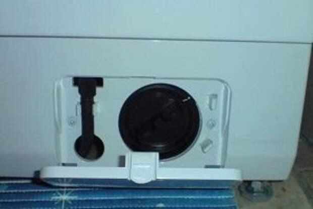 Как почистить входной и дренажный фильтры в стиральной машине (видео)