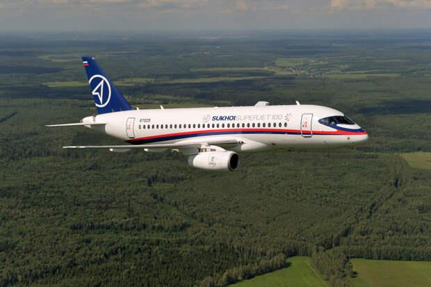 Хроники русской авиации. Проблем с Суперджетом больше нет