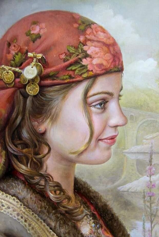 художник Мария Илиева (Maria Ilieva) картины – 28