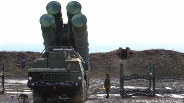США призвали Турцию расстаться сС-400