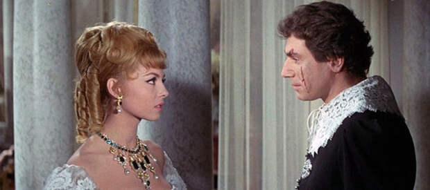 Кадр из фильма «Анжелика — маркиза ангелов», 1964 г.