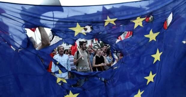 От «Заката Европы» к рассвету Евразии? Либеральный тоталитаризм подрывает ЕС изнутри