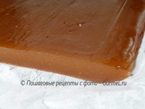 P1150027io 500x375 Мармелад яблочный пластовой    Gurmel