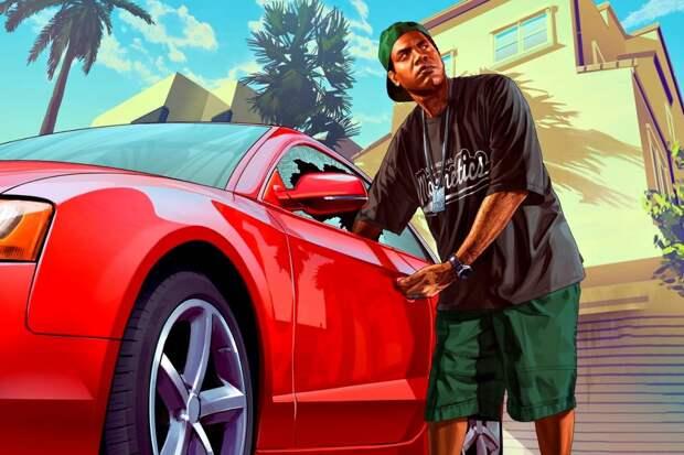 Sony PlayStation 5 получит новую игру Grand Theft Auto V