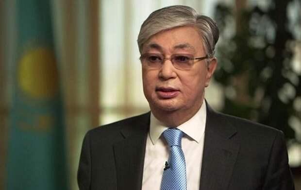 Президент Казахстана не считает, что Россия аннексировала Крым