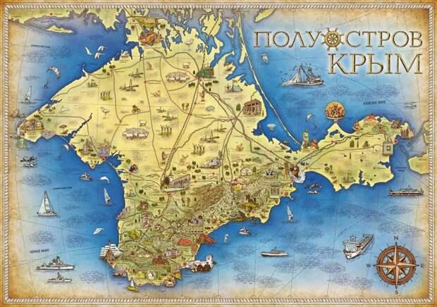 История Крыма: кому и когда принадлежал полуостров