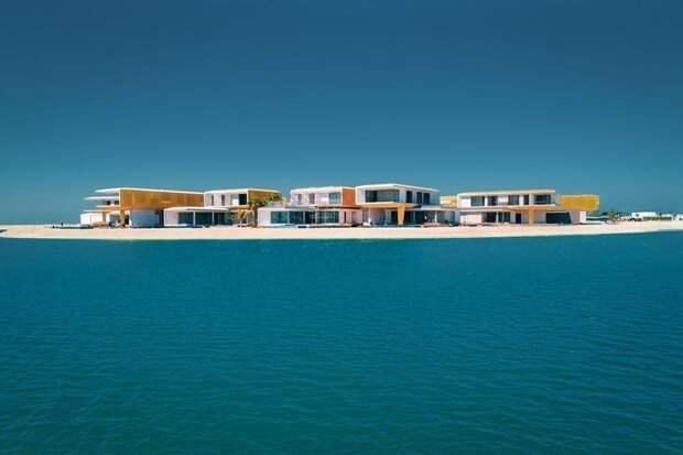 ВДубае строят миниатюрную Европу нашести островах за5 миллиардов долларов