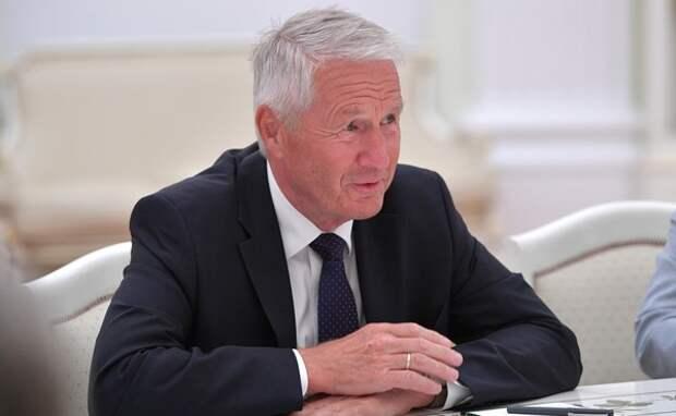 Генсек Совета Европы заявил об опасности выхода России из организации
