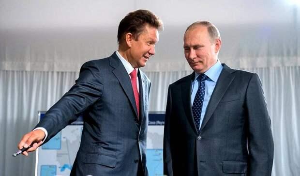 Решать вопрос о сохранении транзита газа через Украину будет только Москва