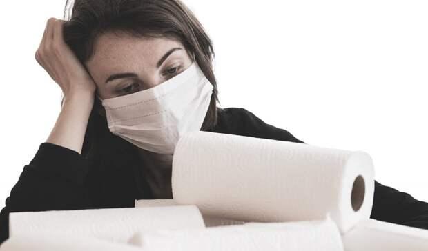 Число зараженных коронавирусом выросло на226 вРостовской области