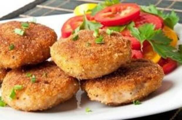 Картофельные котлеты - гарнир и основное блюдо в одном рецепте