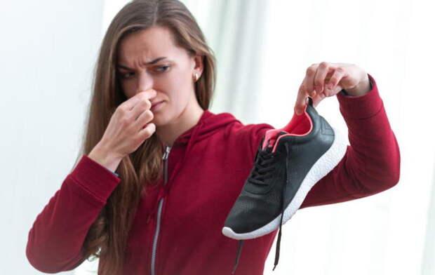 Неприятный запах исходит не от пота.  Фото: sovet-ok.ru.