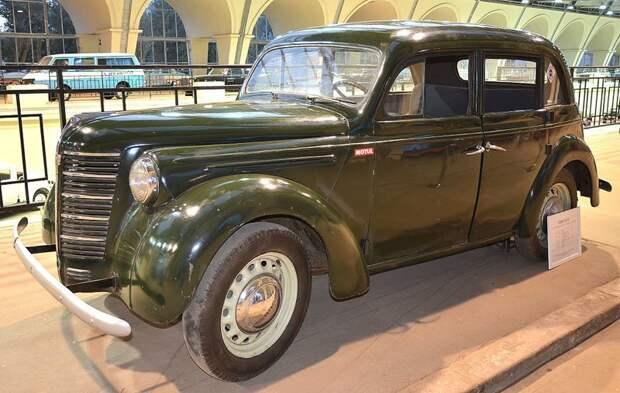 КИМ-10-52 автомобили, москвич, фоторепортаж