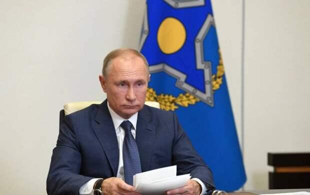 В Карабахе Путин отказался от тактики грозить российской военной мощью