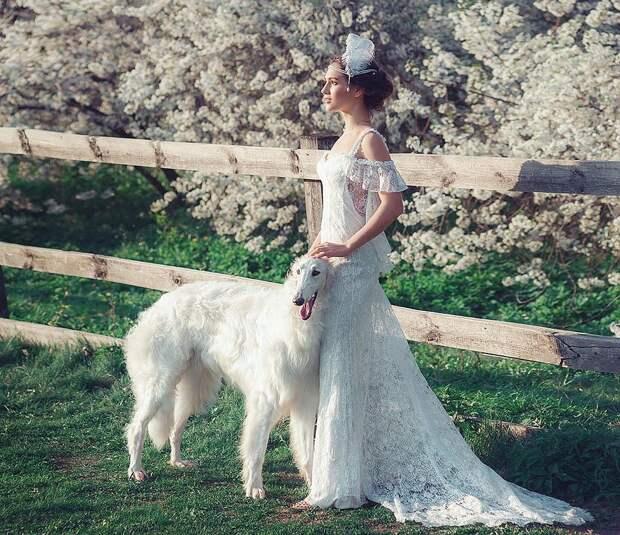 18-летняя фигуристка Константинова показала себя всвадебном платье