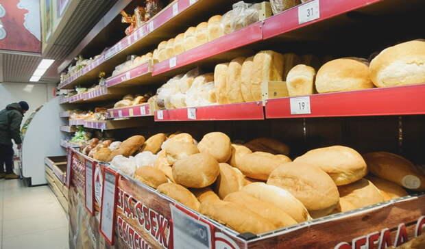 Из продажи в Оренбуржье изъяли 34 килограмма хлеба и хлебобулочных изделий