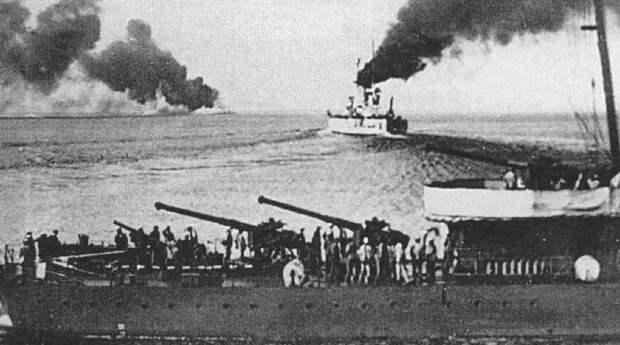Как Франция присвоила себе русский Черноморский флот