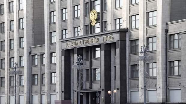 В Госдуме оценили идею политика ФРГ создать содружество с Россией