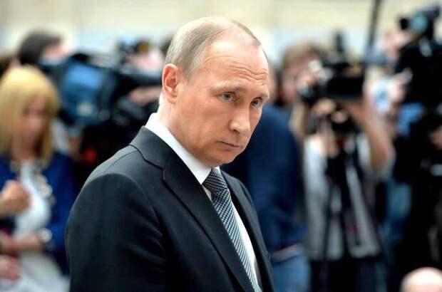 Путин лично послал «черную метку» Зеленскому