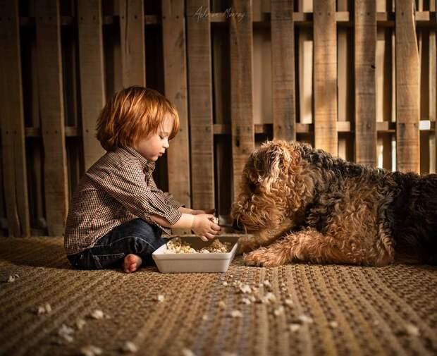 ФОТОВЫСТАВКА. Adrian Murray: волшебное детство