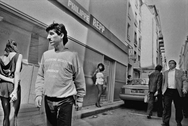 Труженицы секс-индустрии с улицы Сен-Дени. Фотограф Массимо Сормонта 55