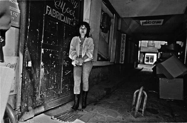 Труженицы секс-индустрии с улицы Сен-Дени. Фотограф Массимо Сормонта 46