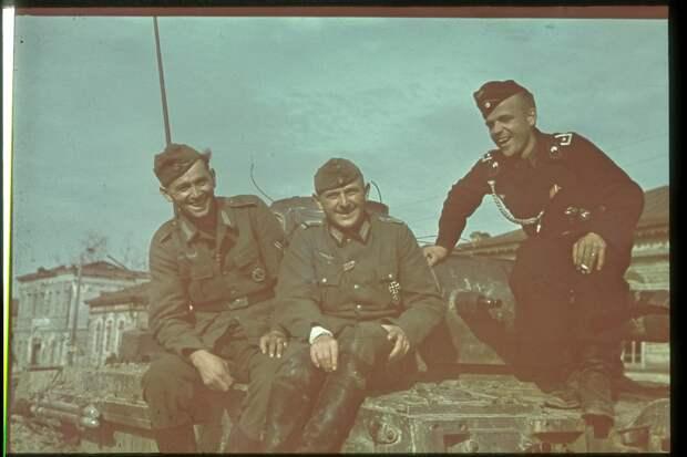 """"""" Кажется, мы с Россией основательно просчитались!"""" 1941 г."""
