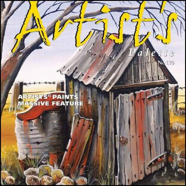 Artist's Palette №179 2021