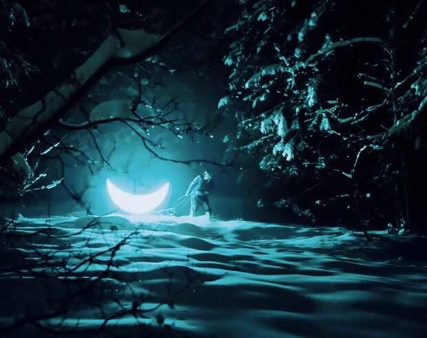 Путешествие россиянина и его Частной луны по всему свету