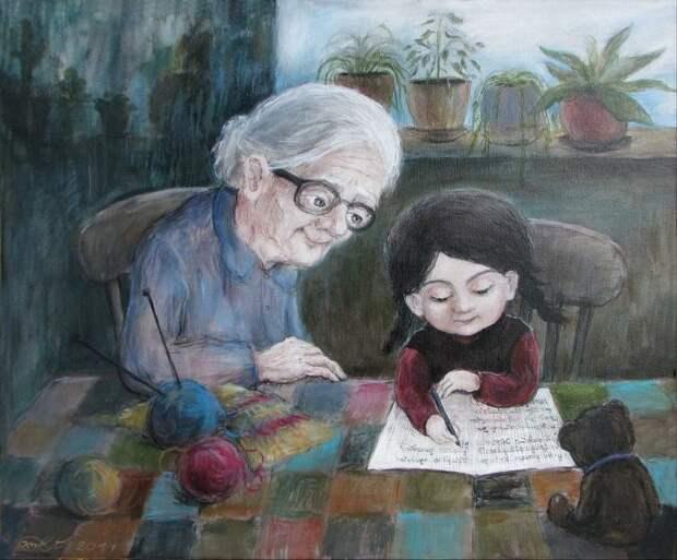 Почему нужно рисовать и взрослым и детям