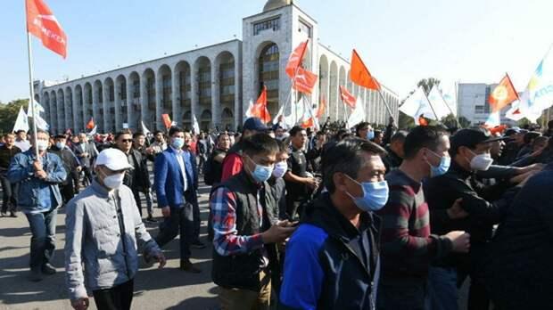 Кто дирижирует попыткой переворота в Киргизии?