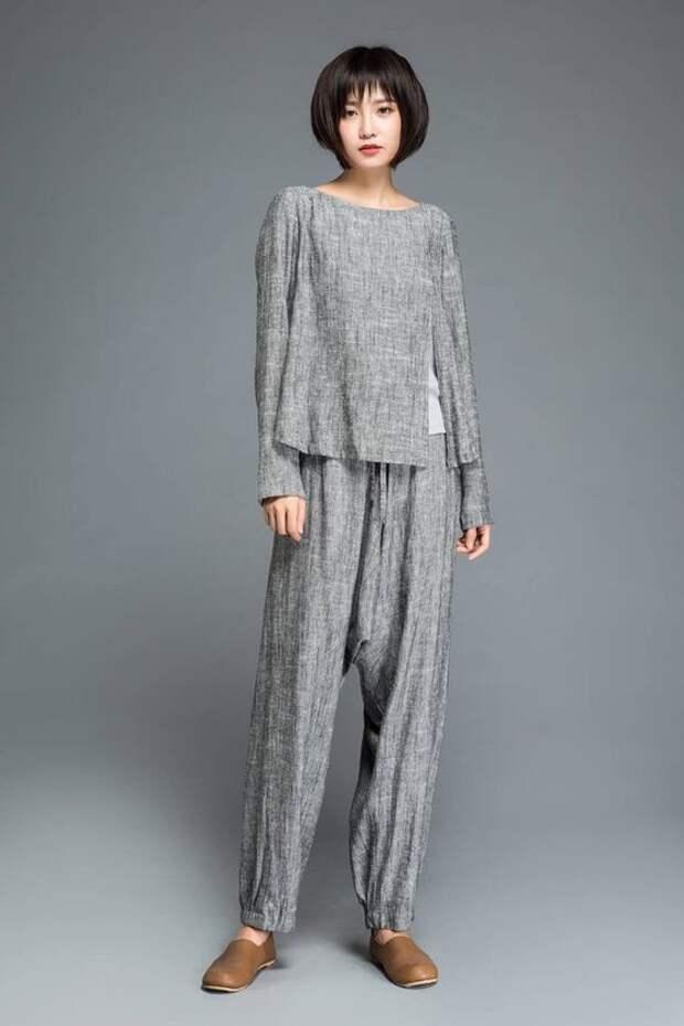 Лён как модный акцент 2020 (трафик)