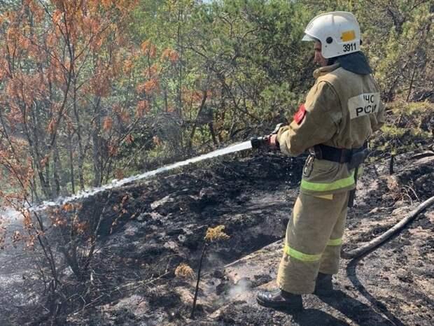 С 30 июля по 1 августа в Карелии не появилось новых возгораний