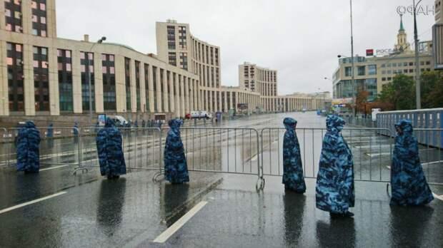 Самонкин посетовал, что законы РФ слишком гуманны для уличных дебоширов